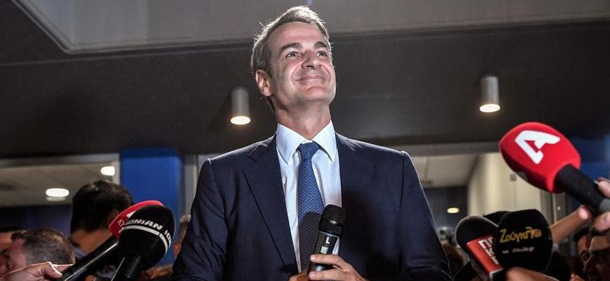 Yunanistan'ın yeni Başbakanı Kiryakos Miçotakis kimdir?