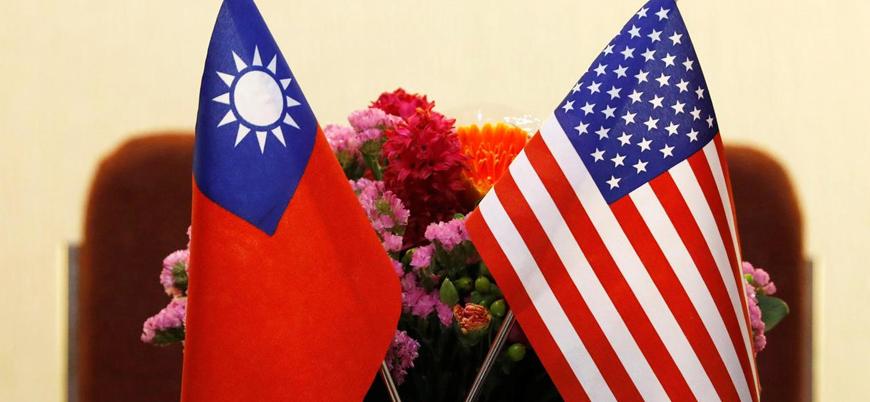 Çin'den ABD'ye: Tayvan'a silah satışını durdurun