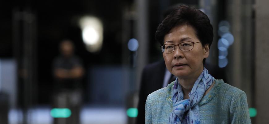 Hong Kong'da protestolara neden olan Çin'e iade yasası 'öldü'