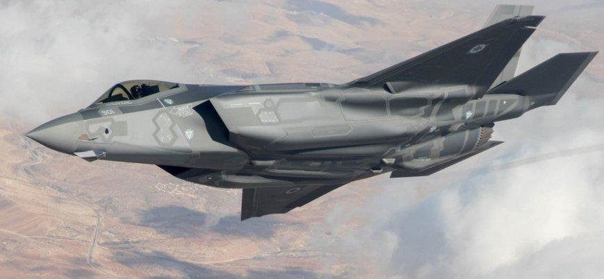 İsrail F-35'ler ile İran hakkında istihbarat topluyor