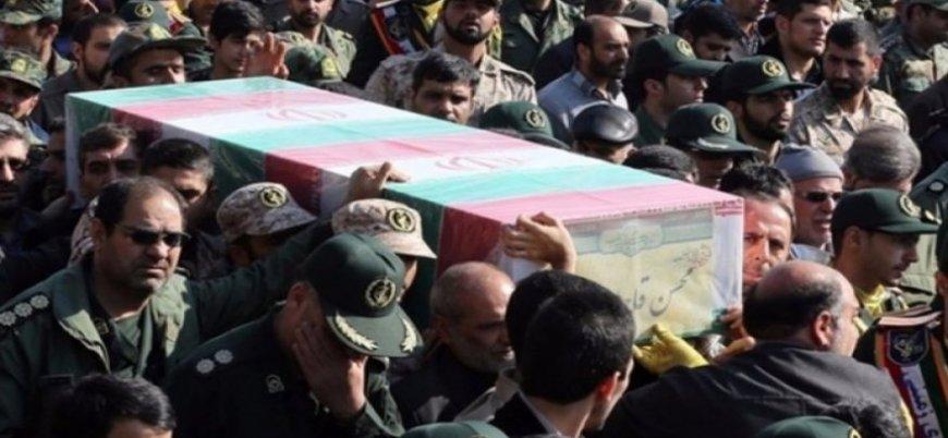 İran'da Devrim Muhafızları'na saldırı: 3 ölü
