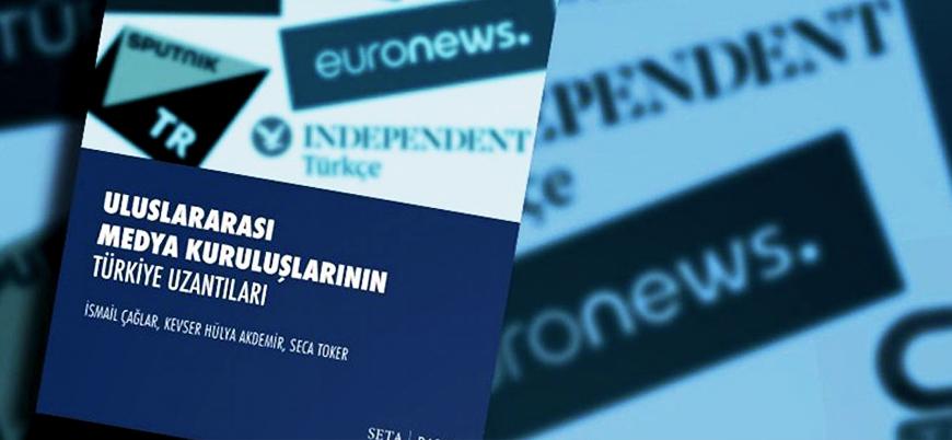 Dünyanın en büyük 21 gazetecilik örgütü SETA raporunu kınadı
