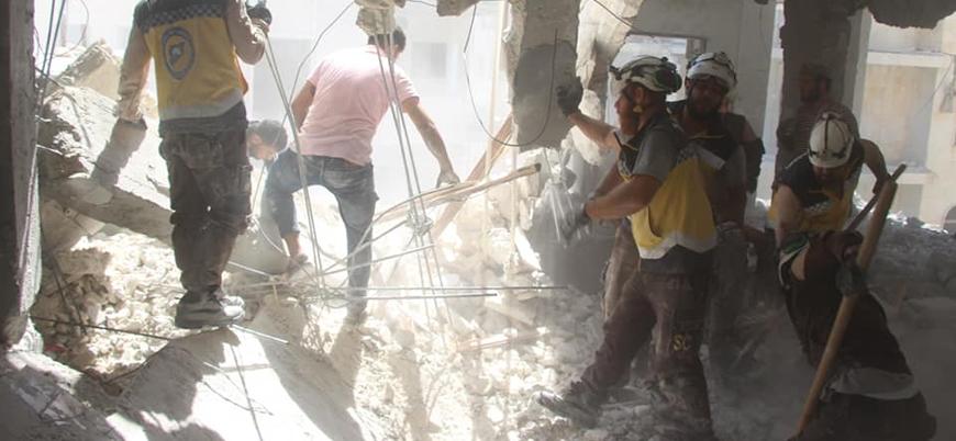 Rusya ve Esed rejimi Cisr eş Şuğur'da hastane vurdu: 7 sivil öldü