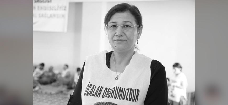 HDP'li Leyla Güven hakkında soruşturma başlatıldı