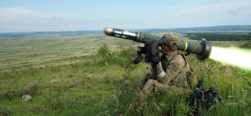 Libya'da Hafter güçlerinden ele geçirilen ABD menşeli Javelin füzeleri Fransız ordusuna ait çıktı
