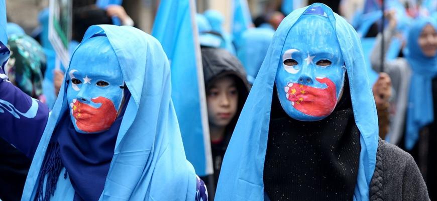 22 ülkeden Çin'e Doğu Türkistan tepkisi