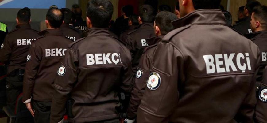 İçişleri Bakanlığı paylaştı: Polis ile bekçi yetki karşılaştırması