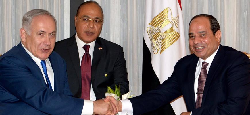 Netanyahu'dan Sisi'ye övgü: Zekasından muhteşem bir intiba edindim