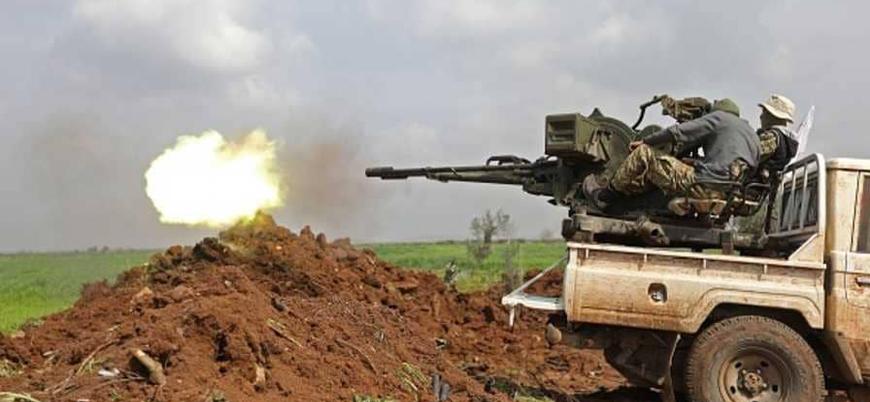 Suriyeli muhalifler Lazkiye'de Rusya İran ve Esed rejimine karşı saldırıya geçti