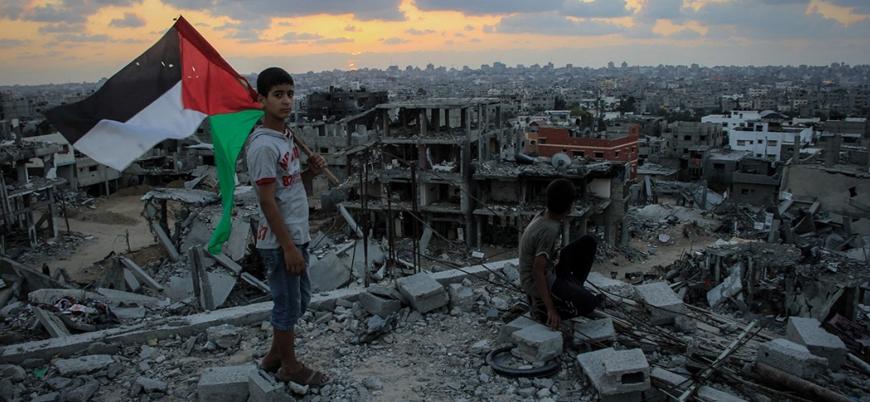 Netanyahu: Gazze'ye karşı kapsamlı ve şaşırtıcı bir harekata hazırlanıyoruz