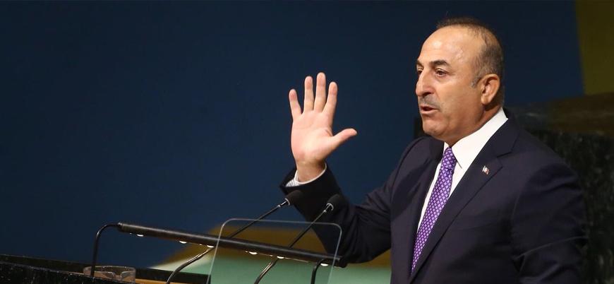 Çavuşoğlu: AB yaptırım uygularsa ters teper