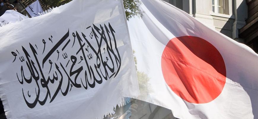 """""""Taliban Japonya'nın Afganistan barış görüşmelerinde garantör ülke olmasını talep etti"""""""