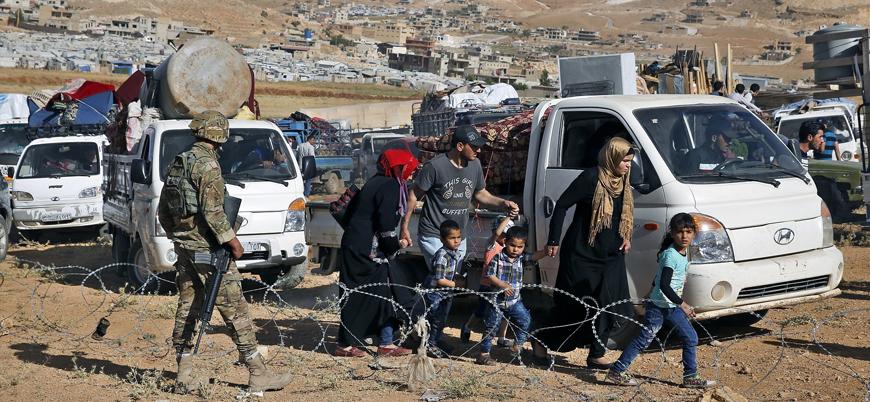 Lübnan Arsal'deki Suriyeli mültecileri insanlık dışı koşullara mahkum ediyor