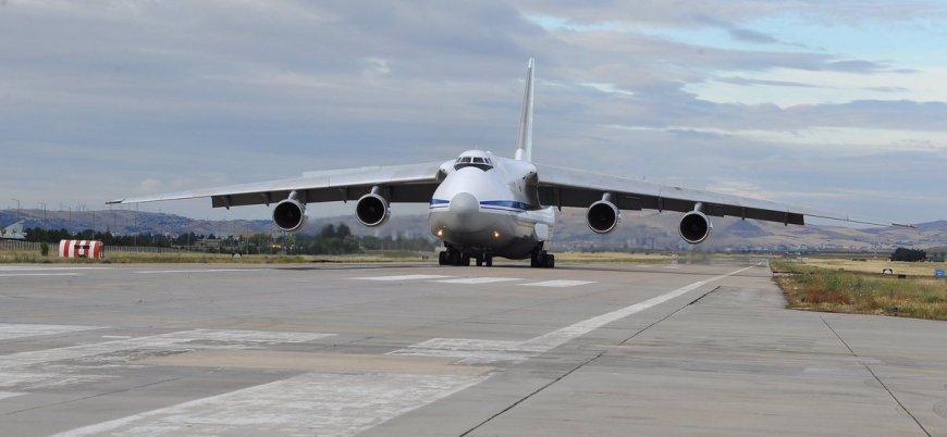 S-400 sevkiyatı: 6'ncı uçak Mürted'e indi