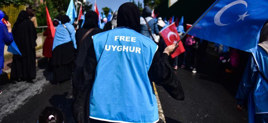 """""""İslam ülkeleri Doğu Türkistan'a sahip çıkmalı"""""""