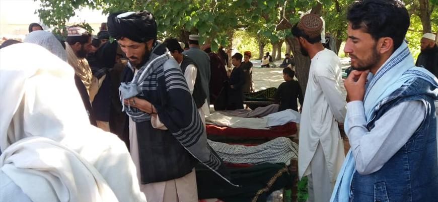 ABD'den Afganistan'da sivil katliamı: Çoğu kadın ve çocuk 18 ölü