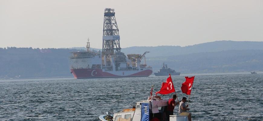 """""""Türkiye Doğu Akdeniz'de 170 milyar metreküplük doğalgaz rezervi buldu"""""""