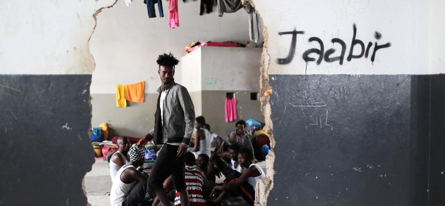 BM'den Libya'ya 'göçmen gözaltı merkezlerini kapatma' çağrısı
