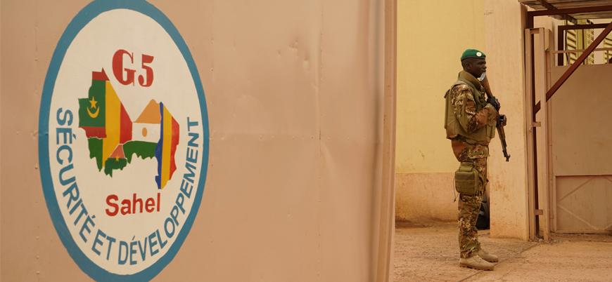 Avrupa Birliği'nden Batı Afrika ülkelerine 'teröre karşı' 138 milyon Euro yardım