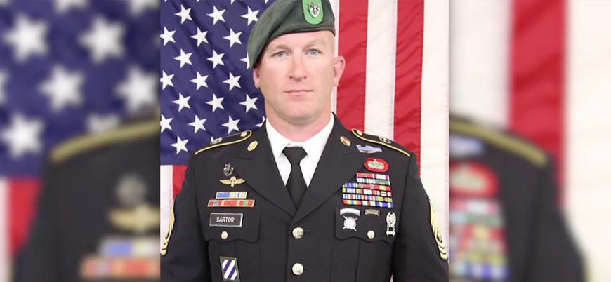 Afganistan'da ölen ABD askerinin kimliği belli oldu