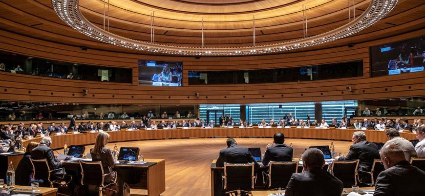 Avrupa Birliği Kıbrıs tavrı nedeniyle Türkiye'ye yaptırımları görüşüyor