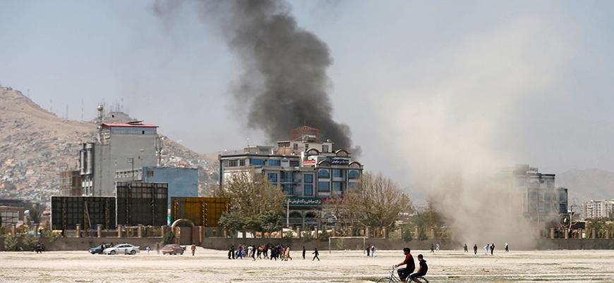 ABD savaş uçakları Afganistan'da cami vurdu: 24 ölü