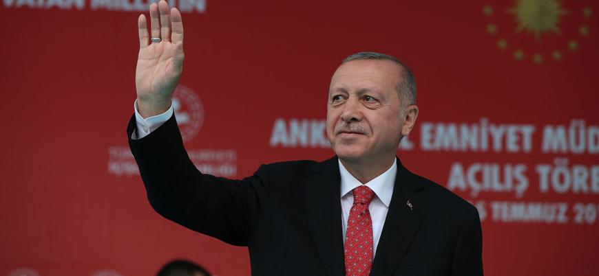 Cumhurbaşkanı Erdoğan: S-400'lerin tamamı Nisan 2020'de yerleştirilmiş olacak