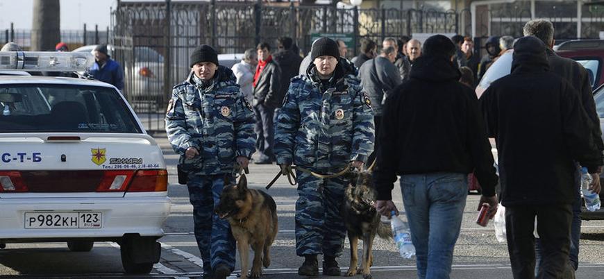 Rusya: Kafkasya'da IŞİD hücresi çökertildi
