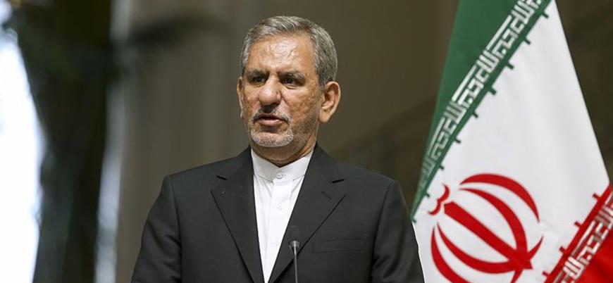 İran'dan Avrupa'ya: ABD'ye baskı yapın