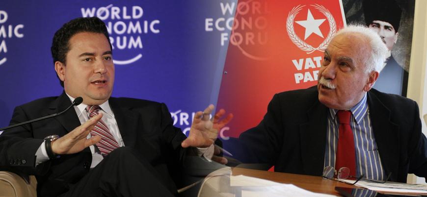 Doğu Perinçek: FETÖ'nün siyasi ayağı Ali Babacan