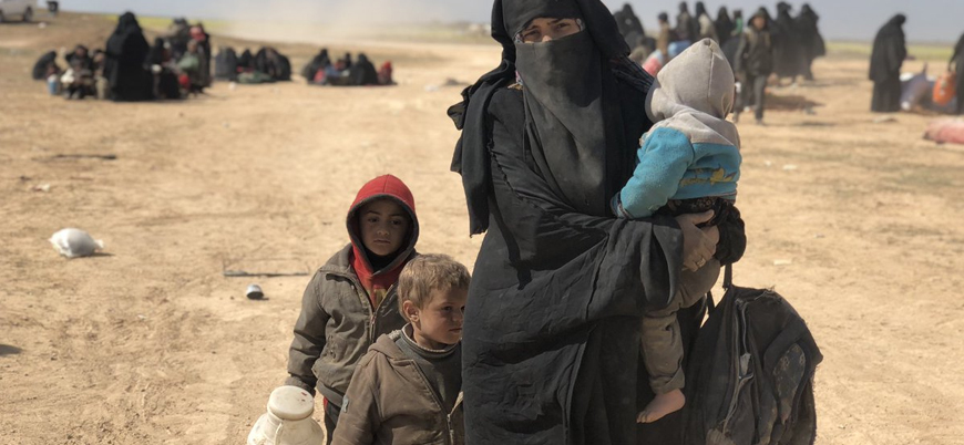 """""""İngiltere Suriye'deki IŞİD mensuplarının çocuklarını geri almaya hazırlanıyor"""""""