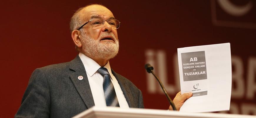 Karamollaoğlu: 15 Temmuz darbesinin siyasi ayağı AK Parti