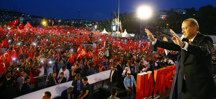 Selvi: Erdoğan FETÖ'nün siyasi ayağı değil, siyasi hedefidir