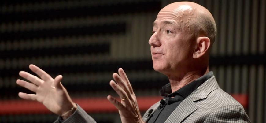 Dünyanın en zengini Bezos: Gezegeni mahvettik uzaya gitmek zorundayız