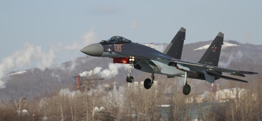 F-35 programından çıkarılan Türkiye'ye Rusya'dan mesaj: Su-35 verebiliriz