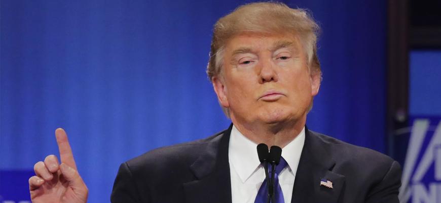 Trump: Amerika'da haklar Tanrı'dan gelir, hükümetten değil