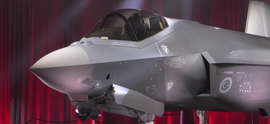 ABD Türkiye için üretilen F-35'lere el koydu