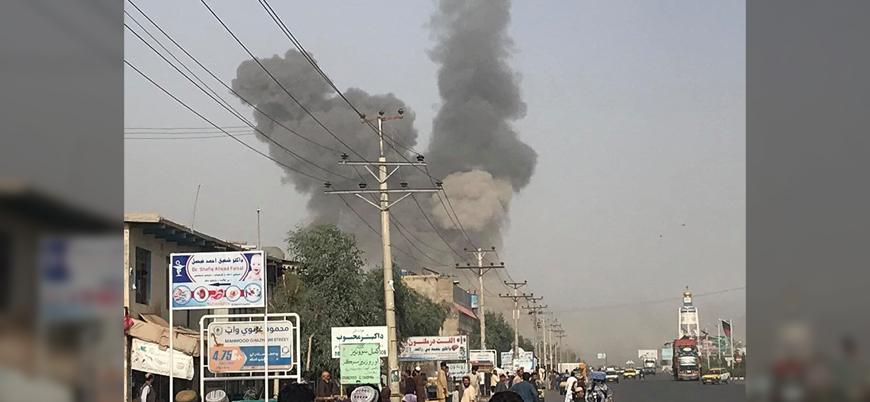 Afganistan'ın Kandahar ilinde bombalı araç saldırısı