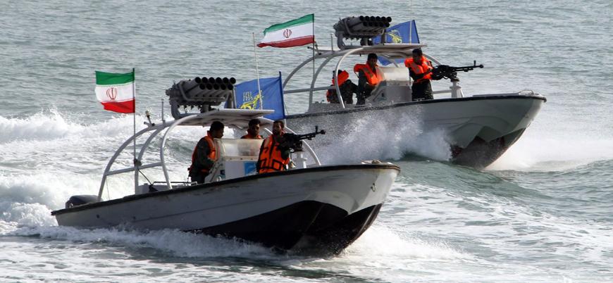 İran: Basra Körfezi'nde yabancı bir tankere el koyduk