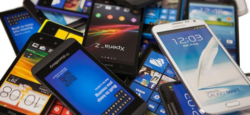 Yurt dışından getirilen telefon harçları 1500 lira oldu