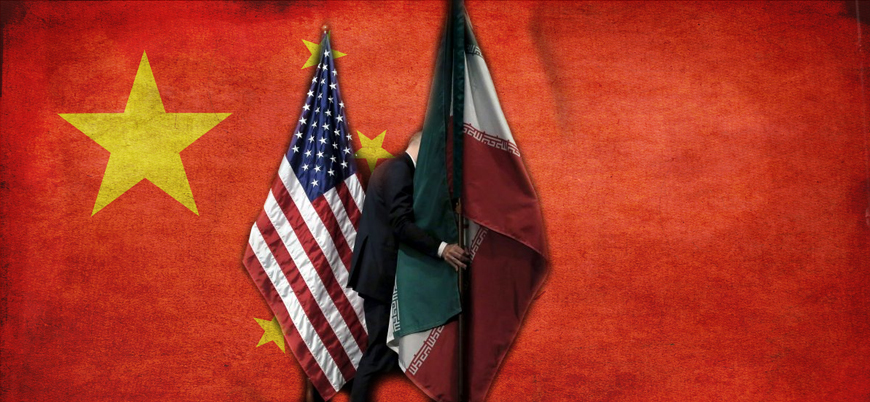 """""""ABD ile İran arasındaki gerilimin asıl sebebi ABD-Çin rekabeti"""""""