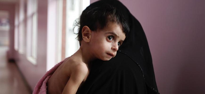 Suudi Arabistan ve BAE Yemen'e taahhüt ettikleri insani yardımları yapmıyor