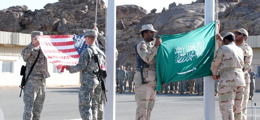 ABD Suudi Arabistan'a asker gönderiyor