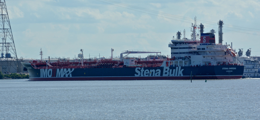 İran alıkoyduğu İngiliz tankerin telsiz konuşmalarını yayınladı: İtaat ederseniz güvende olursunuz