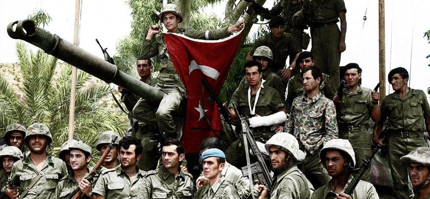 Kıbrıs Barış Harekatı'nın 45'inci yılı