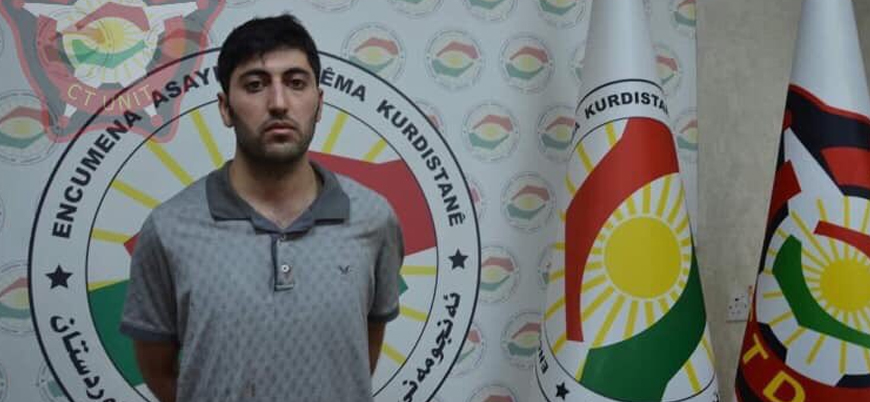 Erbil'de Türk diplomata yönelik suikastın faili Mazlum Dağ yakalandı