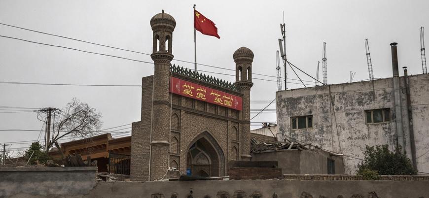 Çin'den Doğu Türkistan'da kötü muamele yanıtı: Dini haklara saygılıyız