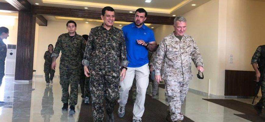ABD ile YPG/PKK arasında Kuzey Suriye'de 'güvenli bölge' görüşmesi