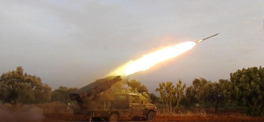 Muhalifler Suriye'de Rusya'nın S-400 sistemlerinin olduğu üssü vurdu