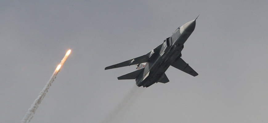 Güney Kore hava sahasını ihlal eden Rus savaş uçağına ateş açtı